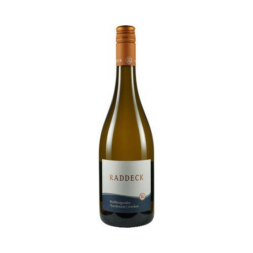 Weingut Raddeck Raddeck 2019 Weißburgunder & Chardonnay trocken