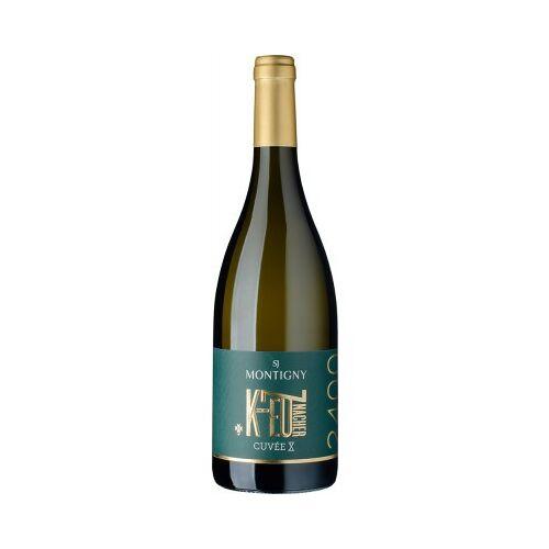 Weingut S. J. Montigny S.J. Montigny 2018 Kreuznacher Cuvée X trocken