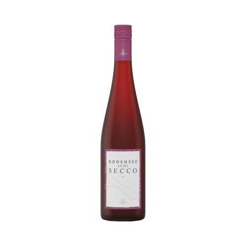 Weingut Markgraf von Baden - Schloss Salem Markgraf von Baden - Schloss Salem  Bodensee-Semi-Secco Rot