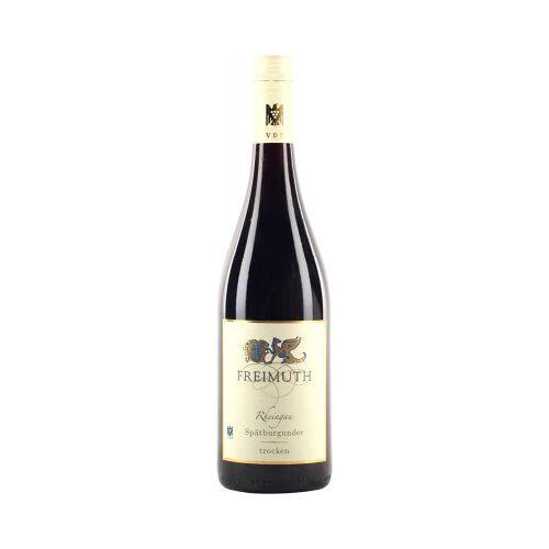 Weingut Freimuth Freimuth 2018 Spätburgunder Rotwein VDP.Gutswein trocken