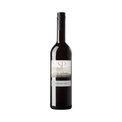 Weingut Schneider-Pfefferle Schneider-Pfefferle 2017 Cuvée Rot RED!RED!RED! trocken