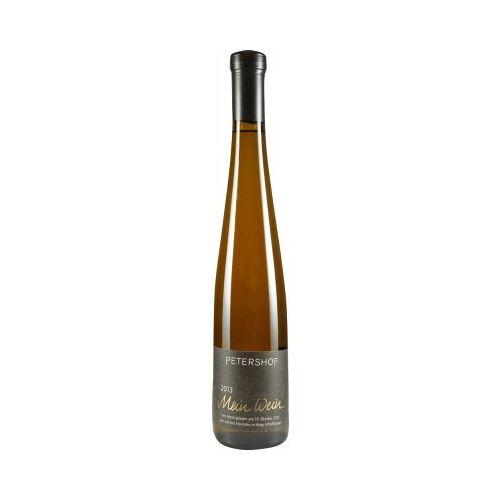 """Weingut Petershof Petershof 2013 """"Mein Wein"""" Huxelrebe 0,375 L"""