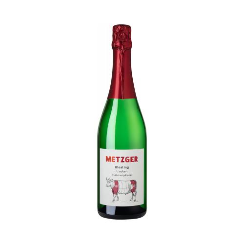 Weingut Metzger WirWinzer Select  Metzger Riesling Sekt Trocken - Weingut Metzger