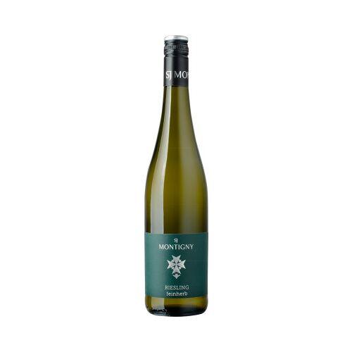 Weingut S. J. Montigny S.J. Montigny 2018 Riesling feinherb