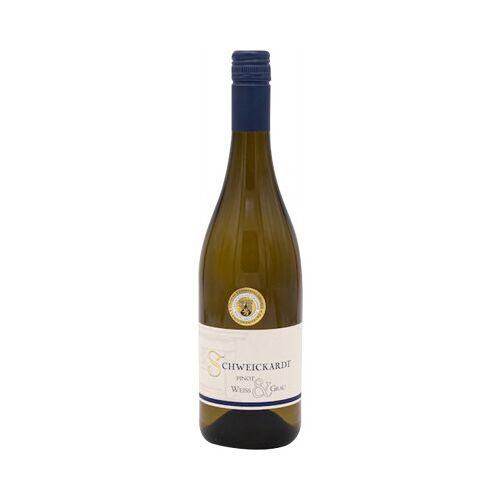 Weingut Schweickardt Schweickardt 2020 Pinot weiss & grau feinherb