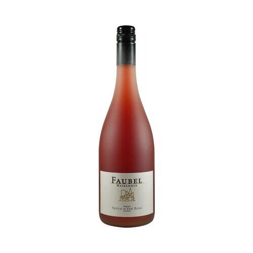 Weingut Faubel Faubel 2019 Secco d' ètè rose