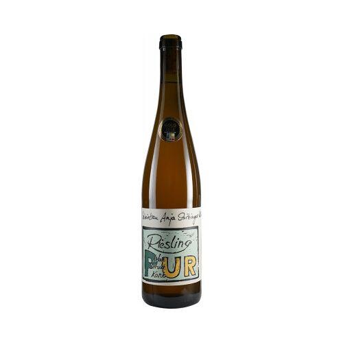 Weinbau Stritzinger Stritzinger 2016 Riesling PUR trocken