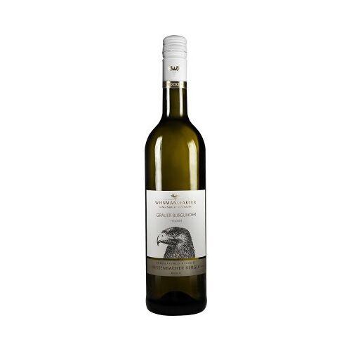 Weinmanufaktur Gengenbach 2020 Fessenbacher Grauer Burgunder Kabinett trocken