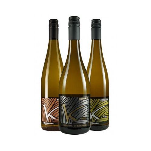 Weingut Lukas Kesselring Lukas Kesselring 2019 Weißweinpaket zu Salat