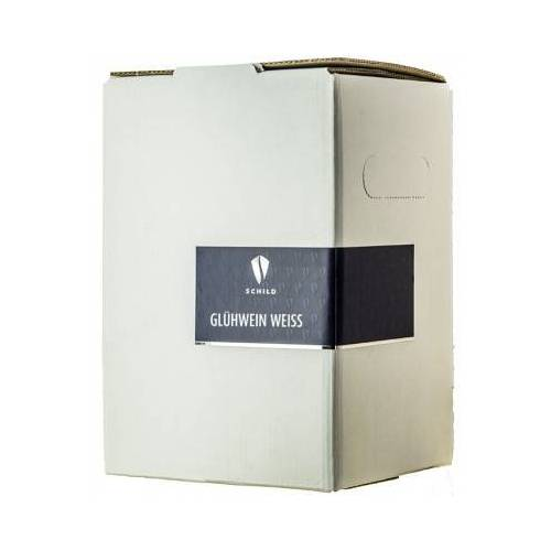 Weinhaus Schild & Sohn Schild & Sohn  Glühwein weiß 5L Bag-in-Box 5,0 L