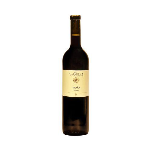 Weingut Wöhrle Wöhrle Pfalz 2015 Merlot trocken