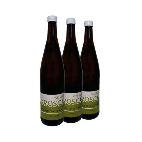 Weingut Grosch Grosch 2019 3x 2019 Weißer Traubensaft