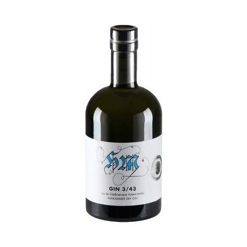 Weingut Hubert Müller Hubert Müller  Maikammer Dry Gin 3/43 0,5 L