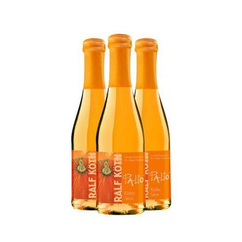 Wein & Secco Köth  3x Palio Kürbis-Secco 0,2 L