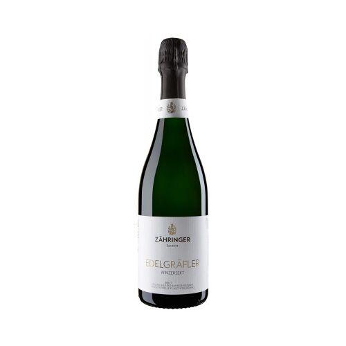 Weingut Zähringer Zähringer 2018 Winzersekt Cuvée weiß brut