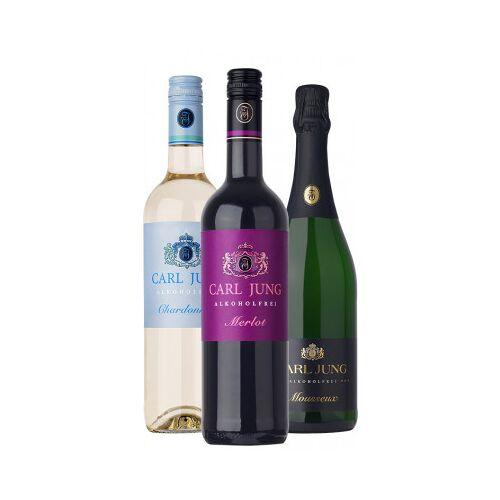 Carl Jung  3er Probier-Paket Alkoholfrei