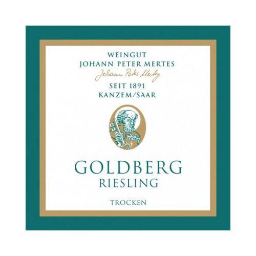 "Weingut Johann Peter Mertes Johann Peter Mertes 2018 Goldberg ""S"" Riesling trocken"