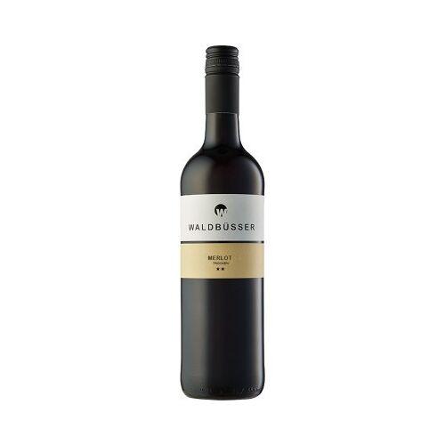 Weingut Waldbüsser Waldbüsser 2016 Merlot trocken