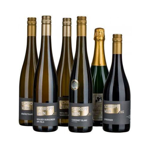 Weingut Schropp Schropp  Probierpaket-exklusiv - Weingut Schropp