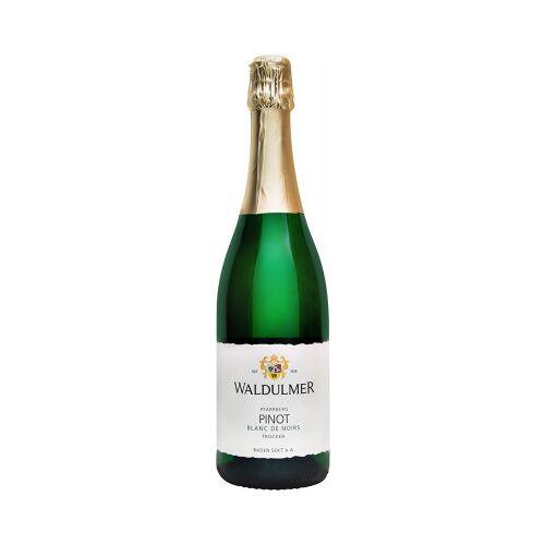 Waldulmer Winzergenossenschaft Waldulmer 2018 Pinot Blanc de Noir Sekt trocken