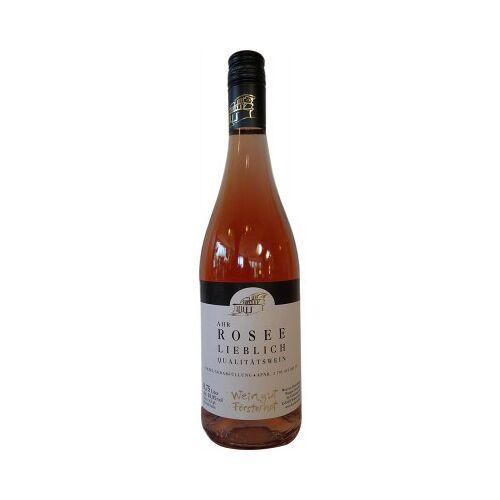 Weingut Försterhof Försterhof 2018 AHR Rosé QbA lieblich