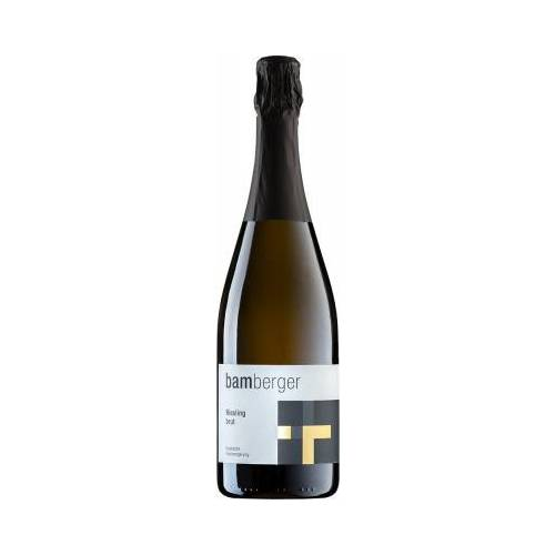 Wein- und Sektgut Bamberger Bamberger 2016 Riesling Sekt brut