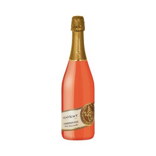 Weinkonvent Dürrenzimmern eG 2018 Lemberger Rosé Sekt trocken