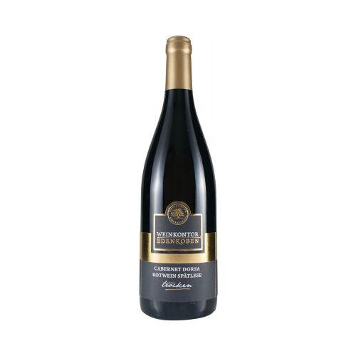 Weinkontor Edenkoben (Winzergenossenschaft Edenkoben) Edenkoben 2015 Cabernet Dorsa Spätlese trocken