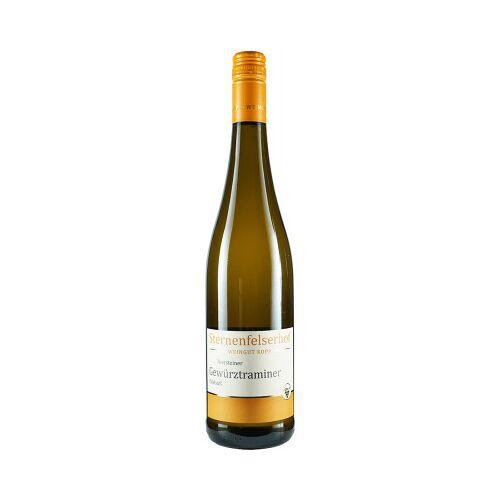 Weingut Kopp Sternenfelserhof Kopp Sternenfelserhof 2019 Gewürztraminer edelsüß