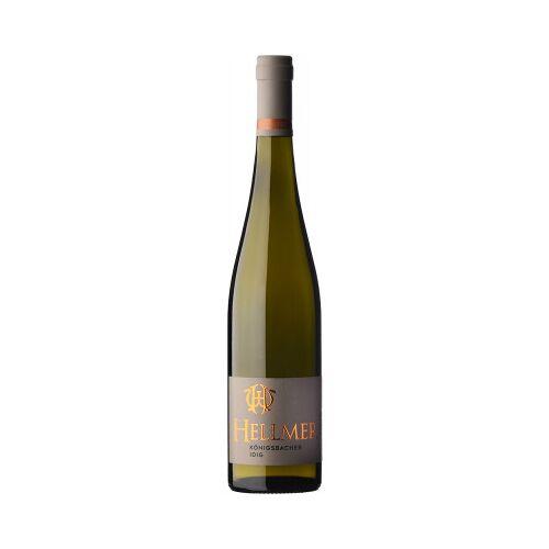 Weingut Hellmer Hellmer 2019 Königsbacher Idig Riesling trocken