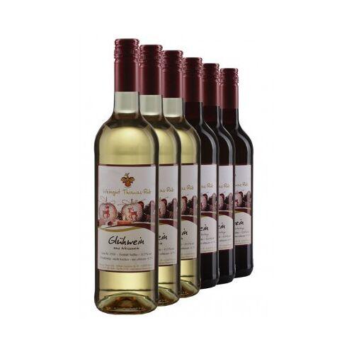 Weingut Thomas-Rüb Thomas-Rüb 2019 Das Winzerglühwein Paket rot & weiß