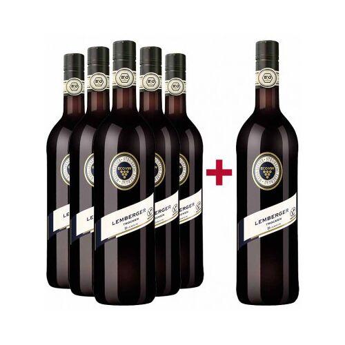 Weingärtner Stromberg-Zabergäu 2019 5+1 BIO Lemberger Paket