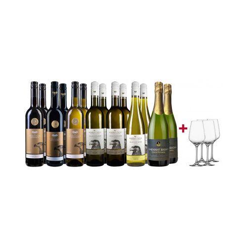 Weinmanufaktur Gengenbach  Grillweinpaket