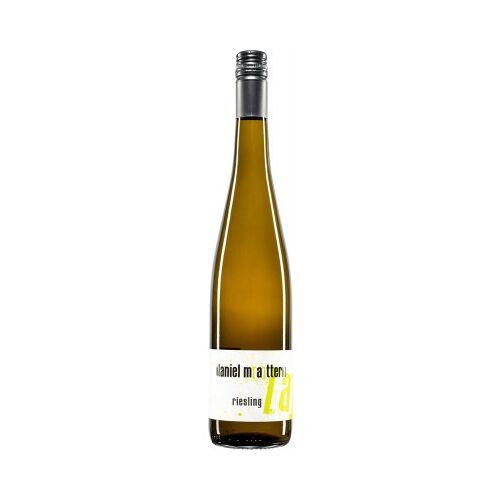 Weingut Daniel Mattern Daniel Mattern 2020 Riesling