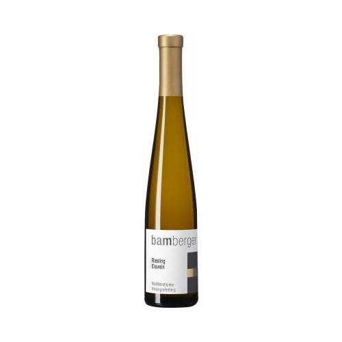Wein- und Sektgut Bamberger Bamberger 2016 Rheingrafenberg Riesling Eiswein edelsüß 0,375 L