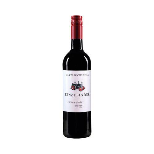 Weingut Wasem Doppelstück Wasem Doppelstück 2016 Einzylinder Cuvée rot trocken
