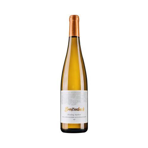 Weingut Breitenbach Breitenbach 2018 Riesling Auslese süß