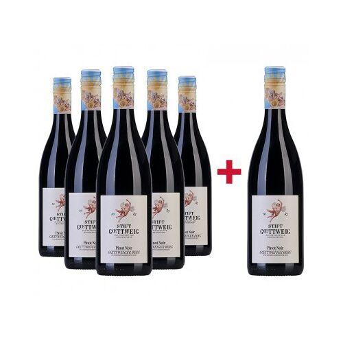 Weingut Stift Göttweig Stift Göttweig 2018 5+1 Paket Pinot Noir Göttweiger Berg trocken