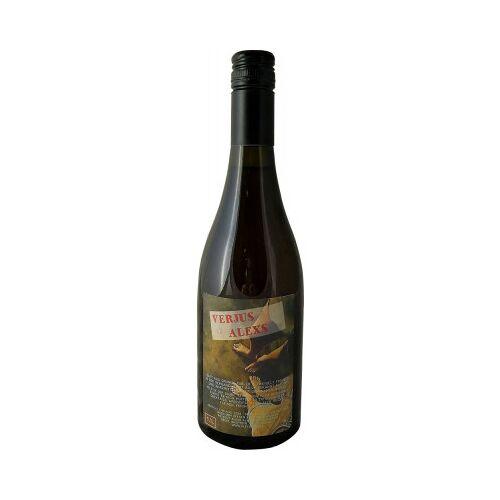 Weingut ALEXS ALEXS 2019 Verjus alkoholfrei 0,5 L