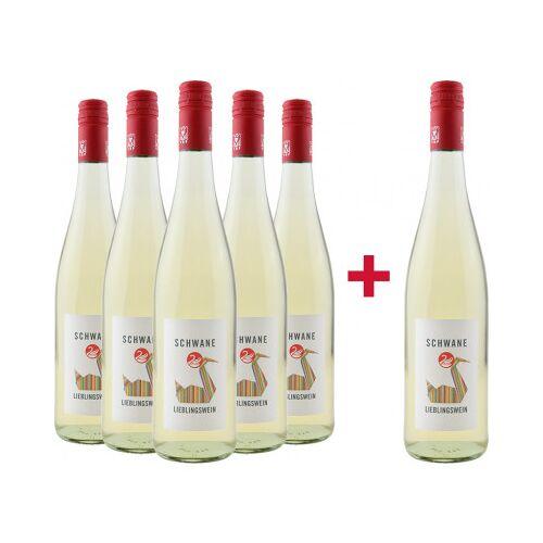 Weingut Zur Schwane Zur Schwane 2019 5+1 Lieblingswein VDP.Gutswein trocken Paket