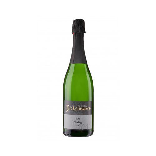 Weingut Manfred Bickelmaier Bickelmaier 2018 Riesling Flaschengärung Winzersekt brut