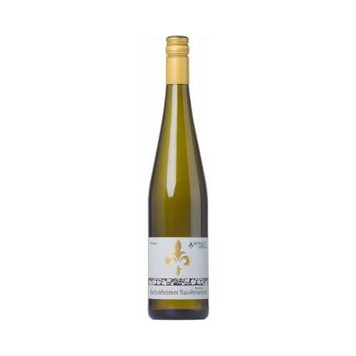 Weingut Höhn Wiesbaden Höhn Wiesbaden 2017 Hattenheimer Nussbrunnen Riesling Spätlese edelsüß