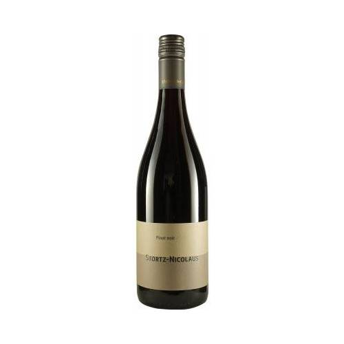 Wein- & Sektgut Stortz-Nicolaus Stortz-Nicolaus 2018 Pinot noir trocken