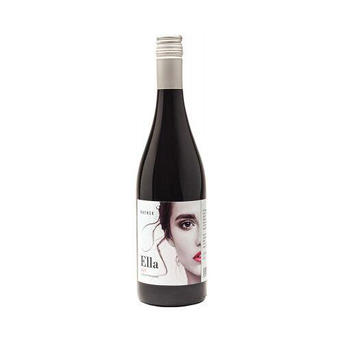 Weingut Hafner Hafner 2018 Ella Rot, Rotweincuvée - Baden