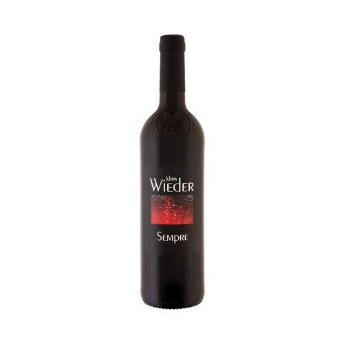 Weingut Juliana Wieder Juliana Wieder 2015 Cuvée Rot Sempre trocken