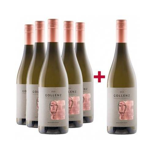 Weingut Gollenz Gollenz 2020 5+1 Sauvignon Blanc Paket - Weingut Gollenz