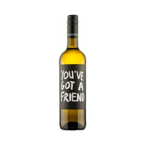 Weingut Zähringer Zähringer 2019 You´ve got a friend Weisswein trocken