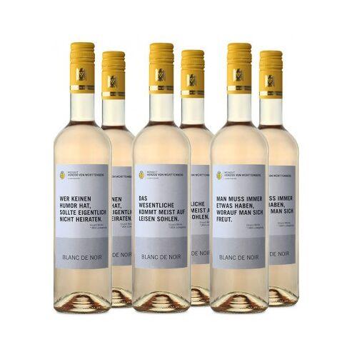 Weingut Herzog von Württemberg Herzog von Württemberg 2020 5+1 Paket Blanc de Noir