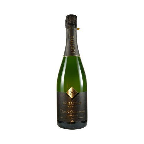 Weingut Schätzle Schätzle 2014 Pinot & Chardonnay Sekt brut nature