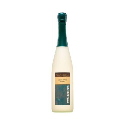 Weingut im Zwölberich Zwölberich 2019 Zwölbericco Secco Weiß Trocken